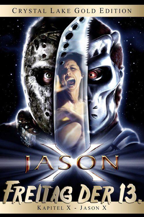 Watch Jason X 2001 Full Movie Online Free