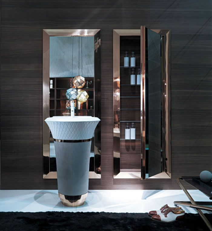 Falper creates products which are elegant and modern and make the unusal  more attainable. Its