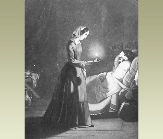 Florence Nightingale - BBC - Primary History: Includes Interactive Timeline, Photos and Game