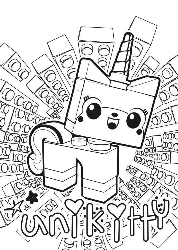 29 best Lego para colorear images on Pinterest | Coloring books ...
