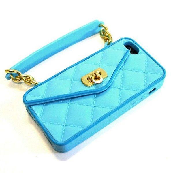 pursecase パースケース iphone ケース ミニ バッグ型iphone TEAL IPHONE 5 5S 5C シリコン ティール カバー iPhone5 iPhone5s iphone5c 共通 - セレクトショップ L Etoile beaute - Yahoo!ショッピング (beautejapan)