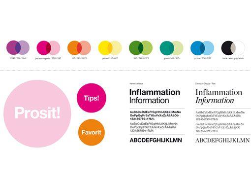 Stockholm Design Lab: Vårdapoteket Identity: Design Inspiration, Identity Branding, Pharmacy Design, Graphics Design, Branding Identity, Colour Inspiration, Color Infographi, Stockholm Design, Design Labs