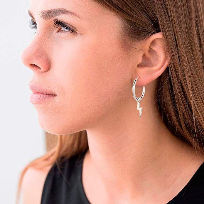 Pin auf Schmuck Ohrringe 925 Sterling Silber