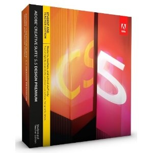 Adobe CS5.5 Design Premium Student and Teacher Edition - um...like a thousand dollars off because I'm a student! $425.98 is still expensive though *sigh* super expensive