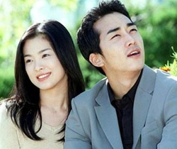 Autumn In My Heart. best drama ever!!!! Have your tissues ready!!