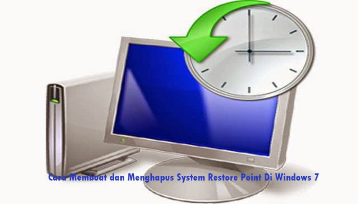Cara Membuat dan Menghapus System Restore Point Di Windows 7 - http://www.pro.co.id/cara-membuat-dan-menghapus-system-restore-point-di-windows-7/