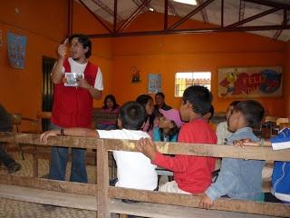 Taller con maleta didáctica   Qhapaq Ñan - Colombia