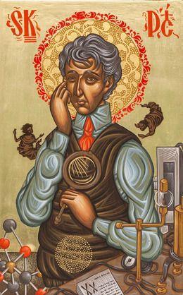 """Stelios Faitakis * 1976 * Athens~Greek * """"The Skeptic""""~2014"""