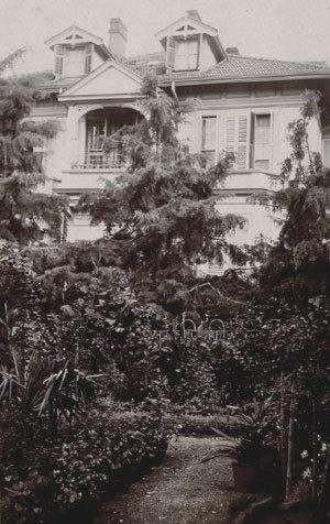 Moda, William James Whittall evi 1930'lar.