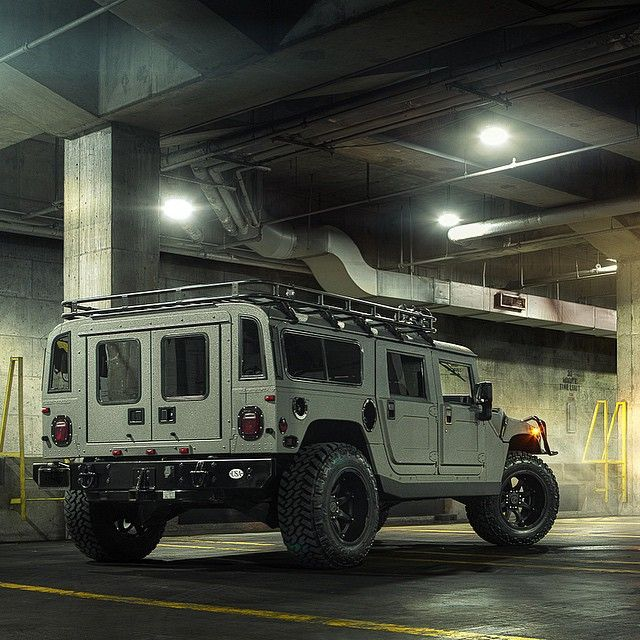 @StarwoodMotors Hummer H1!   #blacklist #starwoodmotors #hummer