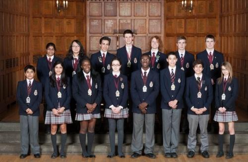 Scholars - 2013