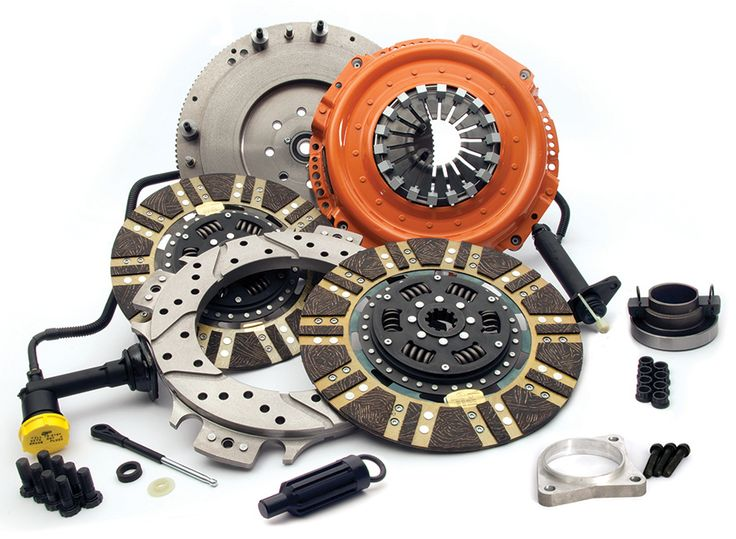NEW Diesel Twin Disc Clutch Assembly 04026651 for 2005.5-2013 Dodge Ram Cummings Turbo Diesel