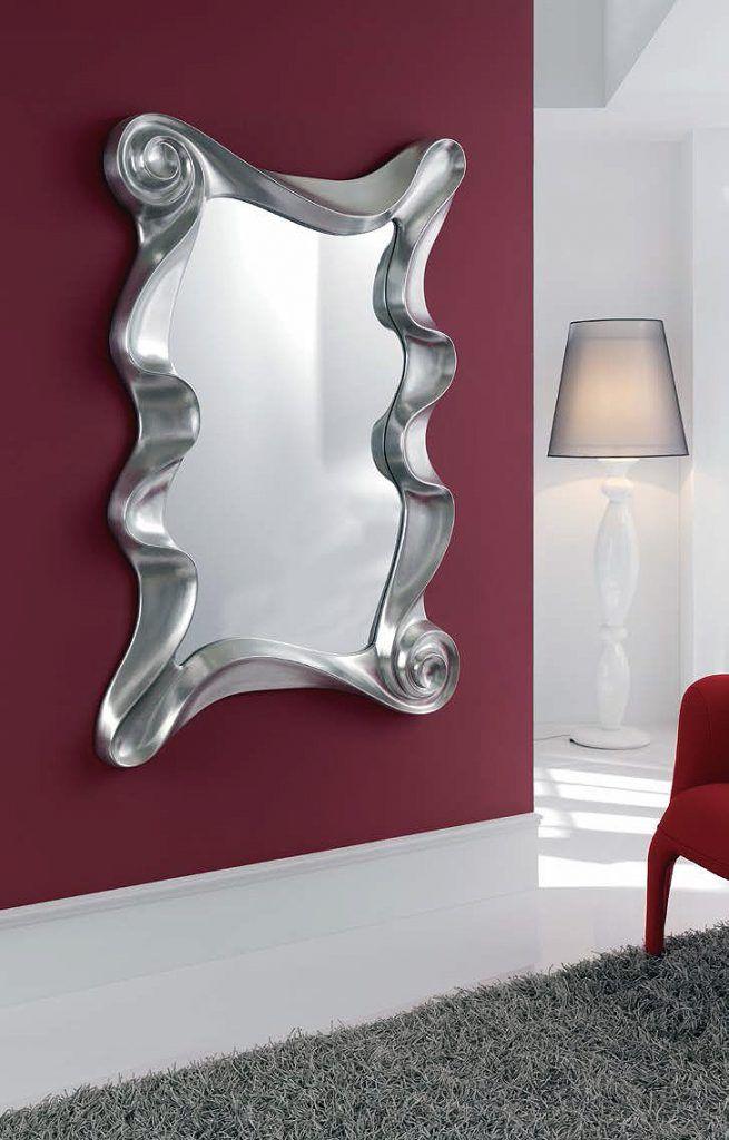 Espejo rectangular enmarcado (294 – DE18) - Muebles CASANOVA