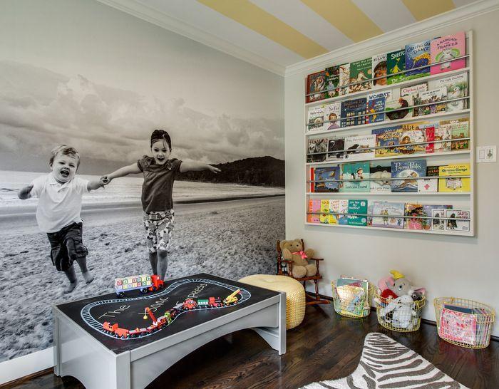 236 best playroom ideas - murals - kid spaces images on Pinterest