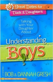 Secret Keeper Girl: Talking with you daughter about understanding boys #dads #giveaway