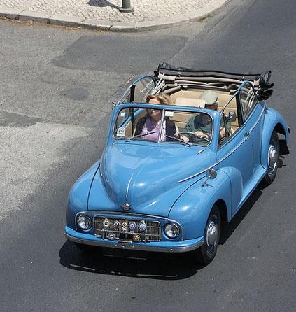 Morris Minor Tourer (Convertible) 1950