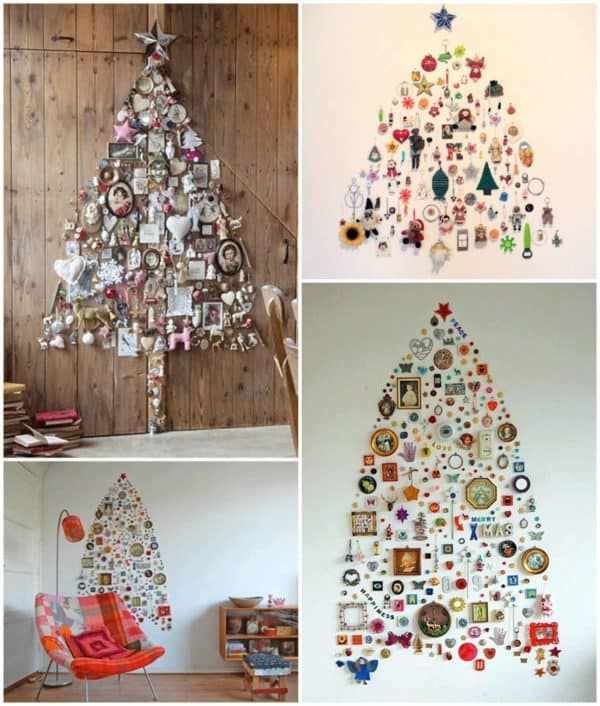 Christmas Trees From Upcycled Toys Christmas Decor Diy Recycled Christmas Decorations Alternative Christmas Tree