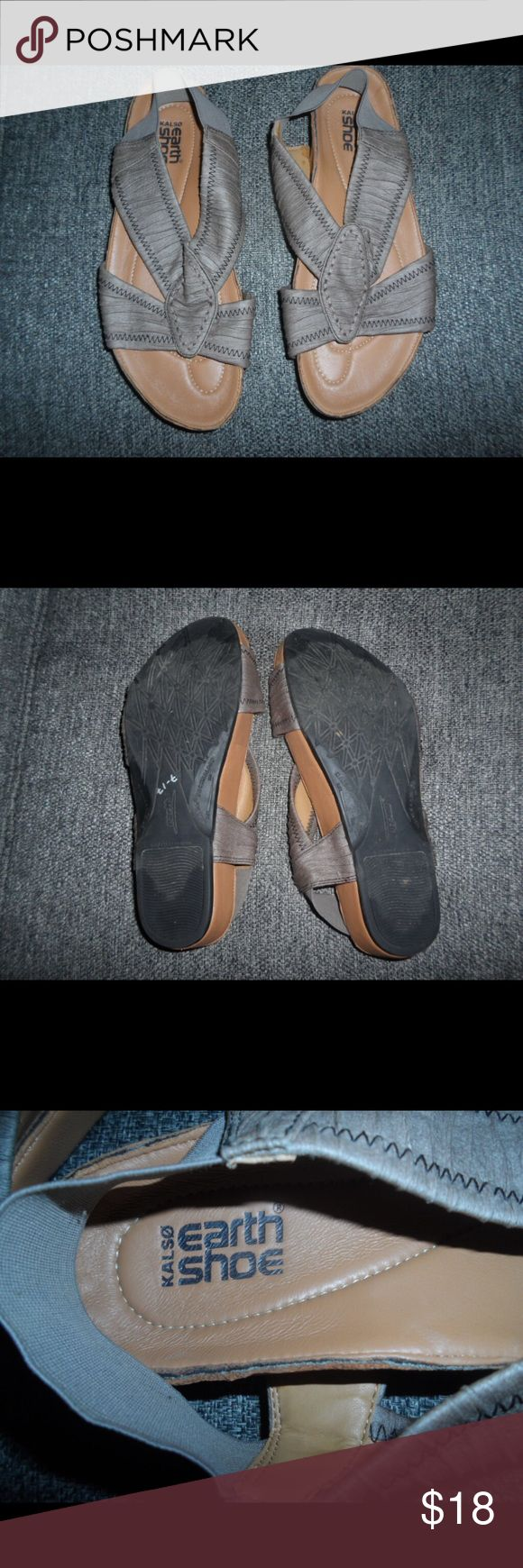 Kalso Earth Shoe Sandal in good condition. Kalso Shoes Sandals