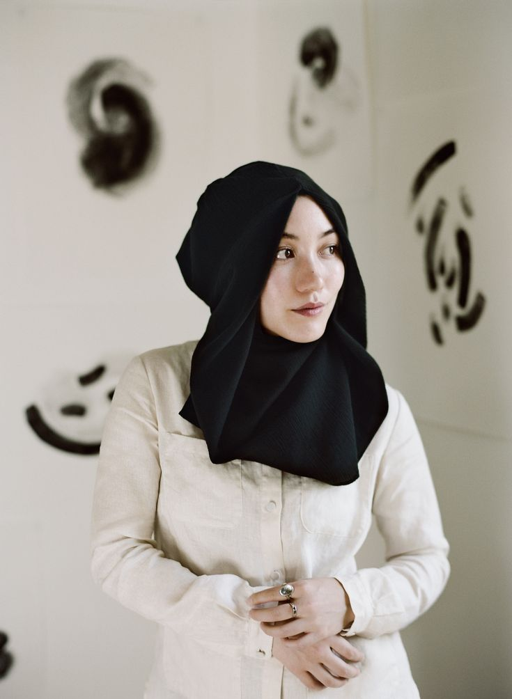148 best hana tajima and uniqlo images on pinterest hana Hijab fashion style hana tajima