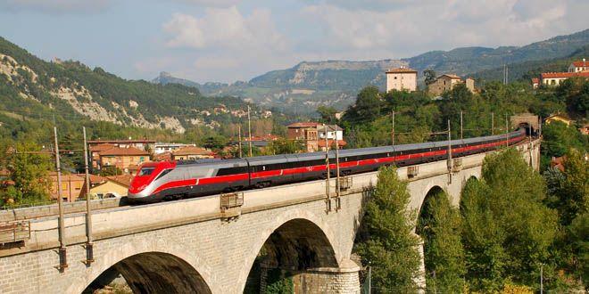 Viajar en tren por Italia: consejos para principiantes