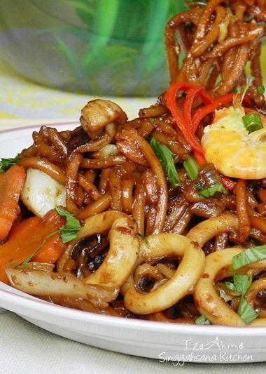 Mee Goreng Jawa ... | Singgahsana Kitchen