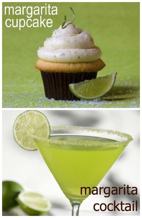 5 Green Margarita Cupcakes - Cupcakepedia