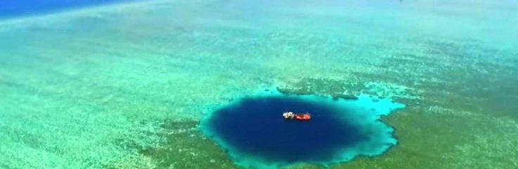 Dragon HoleWorld's deepest blue hole South China Sea