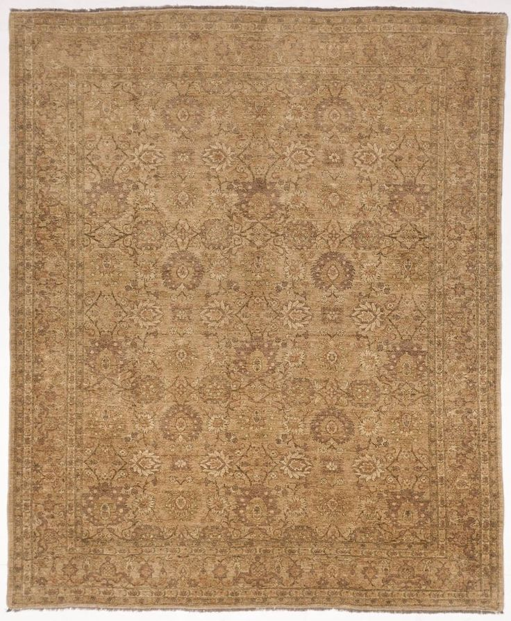 Hand Knoted Stan Rug 9 7 X 11 5