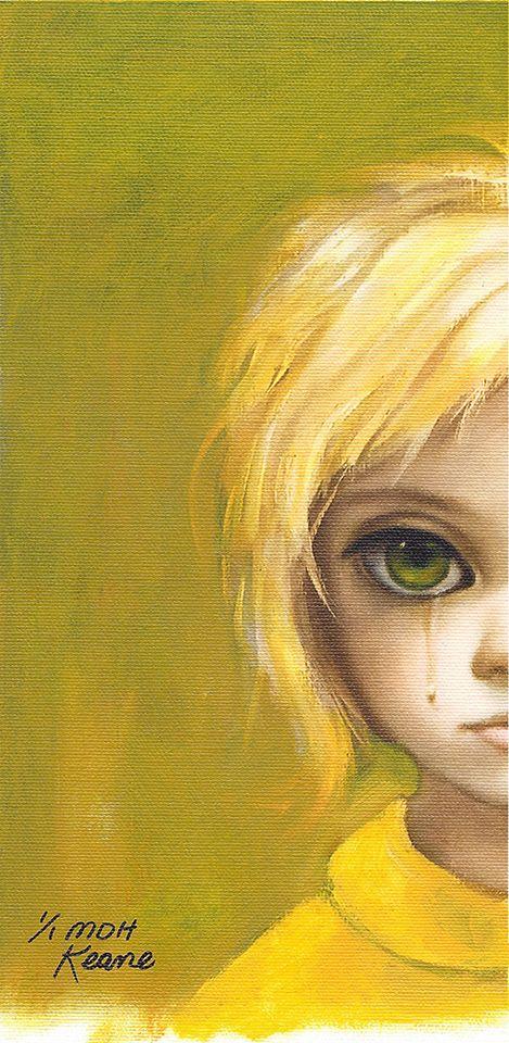 753 best images about Margaret Keane Big Eye art on