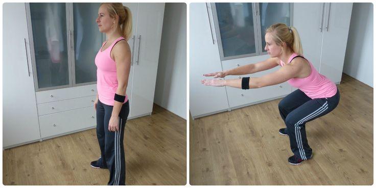 Beginner workout Vetvetbranding, Buik, Billen en Benen