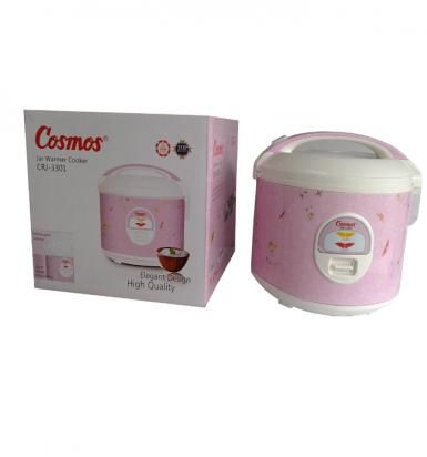 Rice Cooker / Magic Com Cosmos 1.8 Liter 3in1 Nonstick CRJ 3301