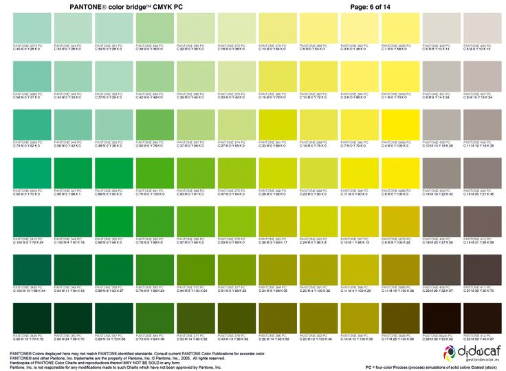 Best  Cmyk Color Chart Ideas On   Color Charts