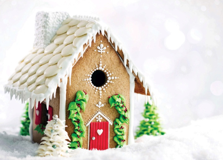 105 Best Gingerbread House Images On Pinterest