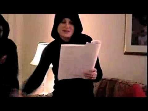 OFFICIAL - ORIGINAL - Amy Poehler, Tina Fey doing Kevin G's rap - Take 3...