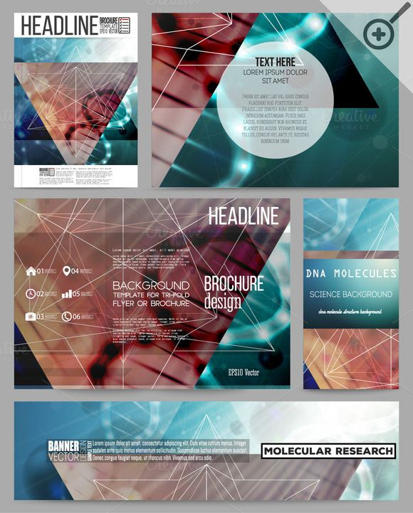 Best Science Brochure Or Flyer Templates Images On Pinterest - Brochure flyer templates