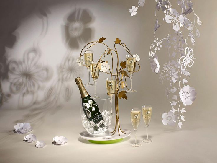 Welding/soldering project idea. Champagne tree for dinner parties or just a chill evening at home.