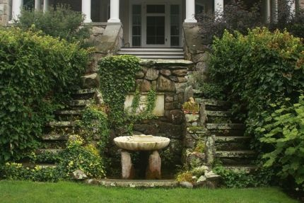 54 best fabulous formality images on pinterest yard design the photo and yard ideas for Blithewold mansion gardens arboretum