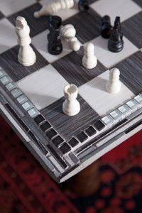 Creative Company | Mosaiek dekoratiewe idees: Skaakbord