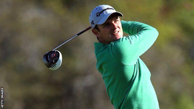 #golf Justin Rose eclipses Tiger Woods in Arnold Palmer event