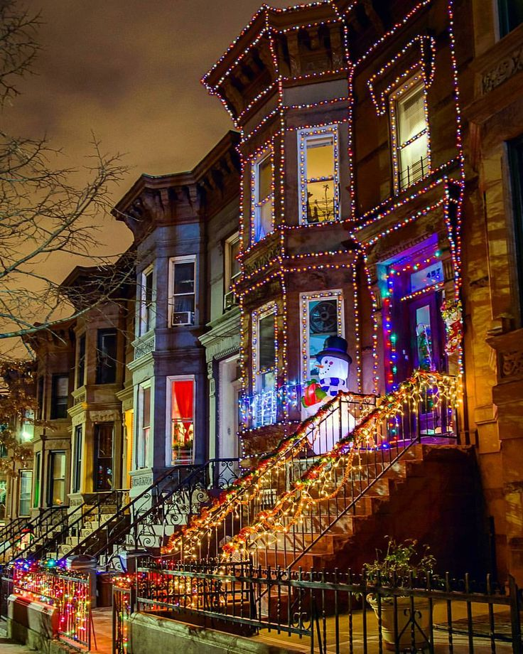 Sunset Park Apartments: 17 Best Images About Christmas Lights On Pinterest