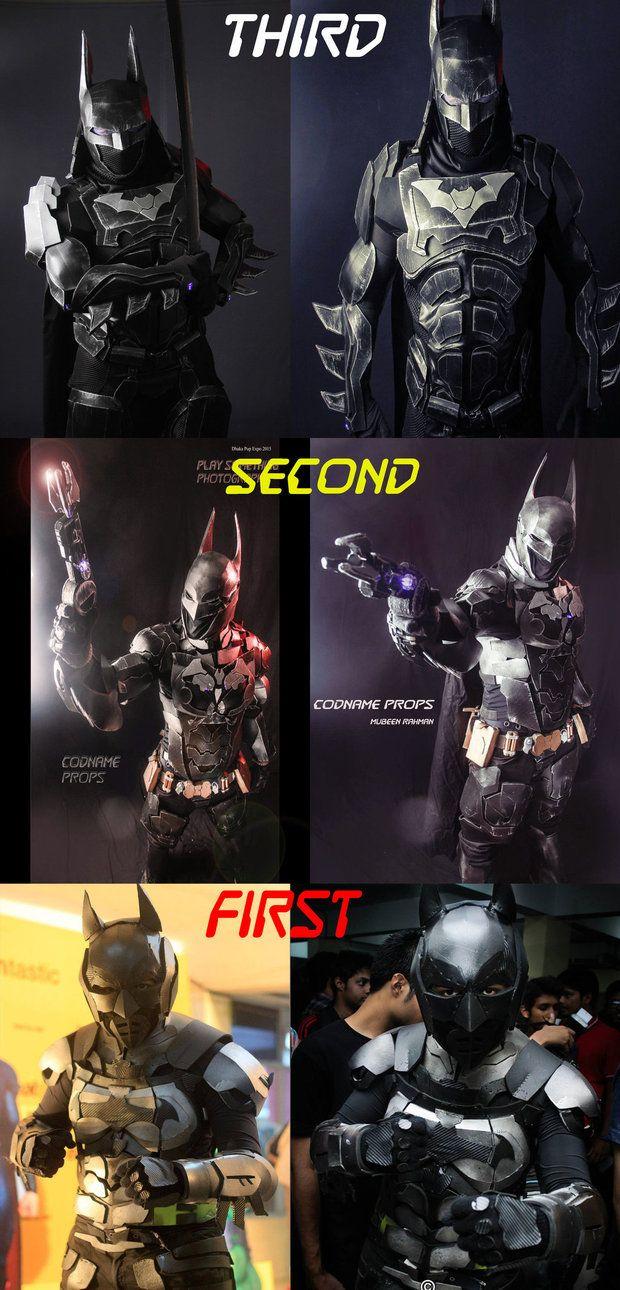 29 best batman cosplay images on Pinterest | Batman cosplay, Armors ...