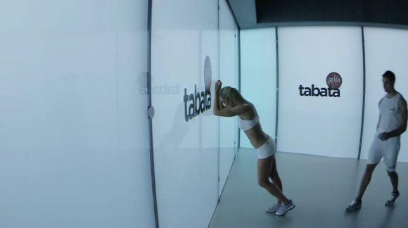 La méthode Tabata : 4 minutes d'entraînement plus efficace qu'1 heure de cardio. Plus d'excuses pour ne pas faire d'exercice !