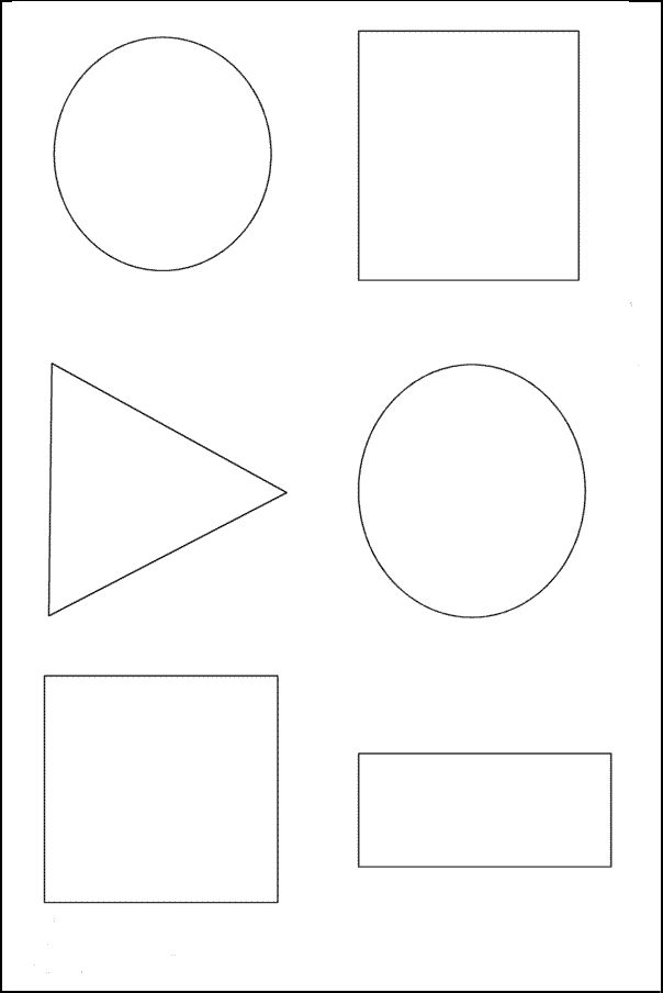Boyama Geometrik şekli Sorğusuna Uyğun şekilleri Pulsuz Yükle
