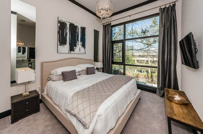 Loving this bedroom! #housetrends The Wood Team, Residential Real Estate https://www.housetrends.com/specialist/The-Wood-Team