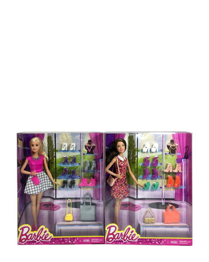 Barbie Doll & Accessories Set