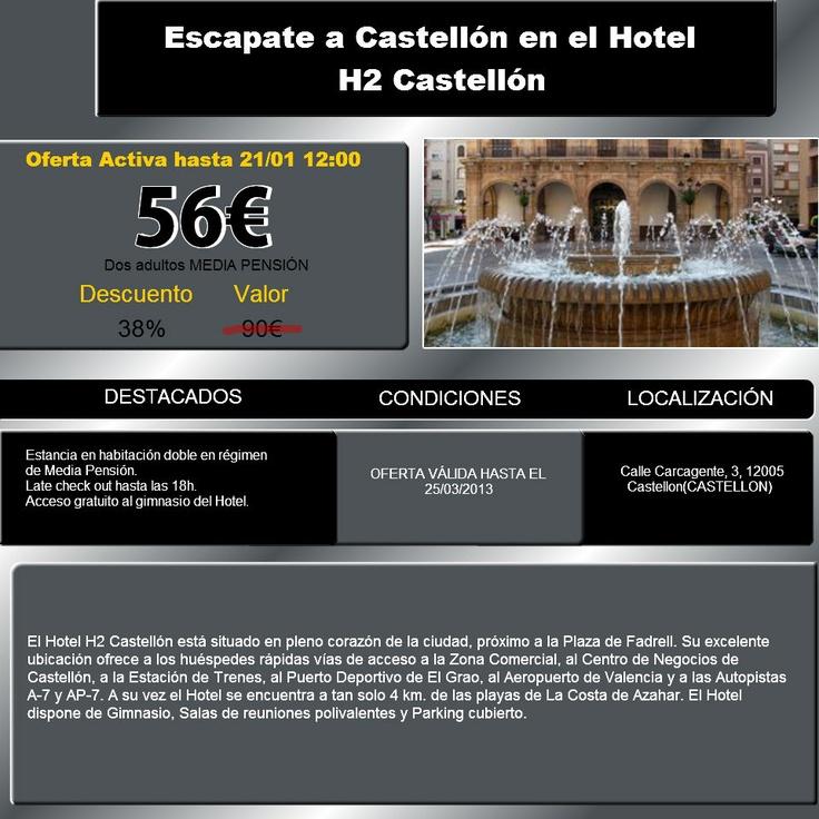 SUPERCHOLLO  Escapada a Castellón