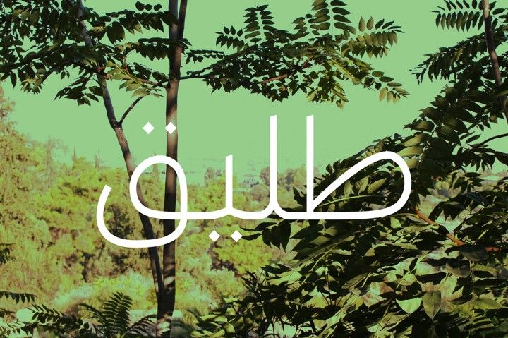 The word Taleeq is the Arabic for Fluent (or Freed). Taleeq is an Arabic typeface with a chirographic flavour. It consists of three weights and it suits various applications including publication, print and advertising