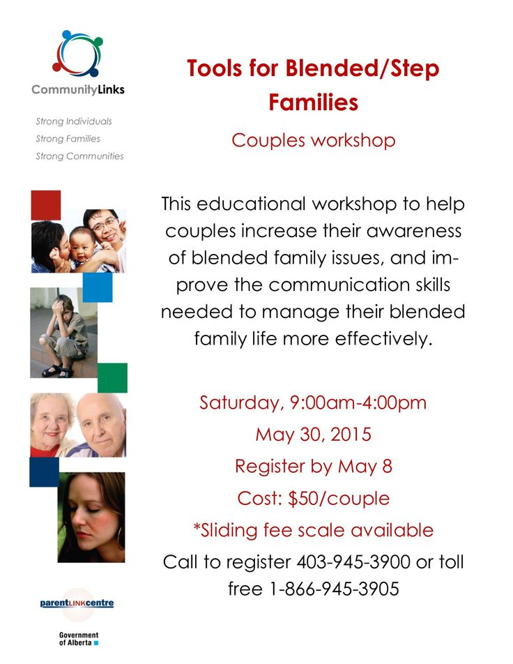 Tools for Blended Families