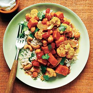 Fall Vegetable Curry | CookingLight.com