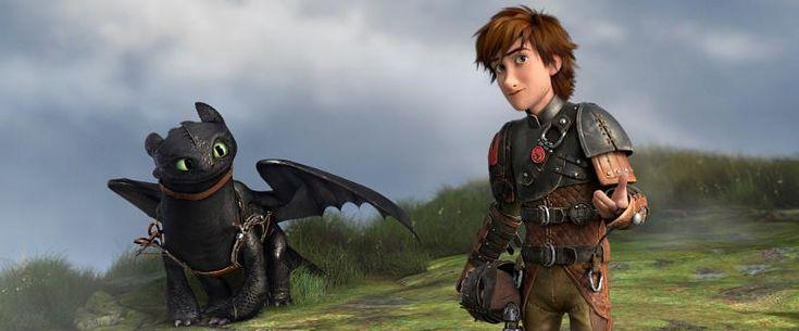 ONE: Netflix trae de vuelta nuevas aventuras de Hipo y Chimuelo en Dragones: Carrera al Borde